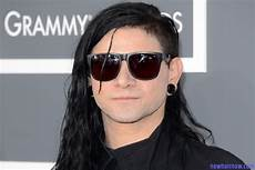 skrillex signature hairstyle new hair now