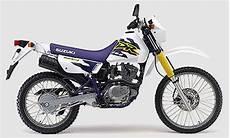 1998 suzuki dr 125 se moto zombdrive