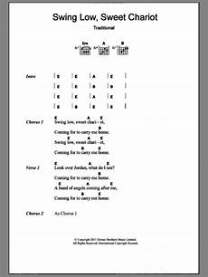 eric clapton swing low sweet chariot clapton swing low sweet chariot sheet for guitar