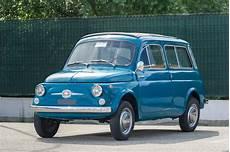 1963 fiat 500 giardiniera giardinetta classic driver