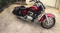 honda shadow 125 vendu