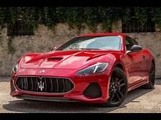 2018 Maserati Granturismo Coupe Review