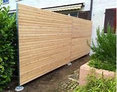 stunning idea holz sichtschutz selber bauen balkon zaun
