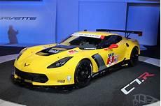 chevrolet corvette c7 r race car debuts at naias 2014