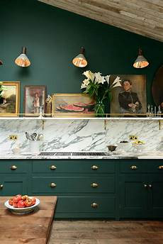 two beautiful green kitchens you have to see swoon worthy