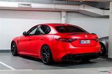 Tuning Alfa Romeo Giulia Quadrifoglio Back