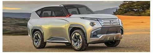 2018 Mitsubishi Montero  Redesign USA Sport Specs