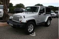 Occasion Jeep Wrangler Carburant Diesel Annonce Jeep
