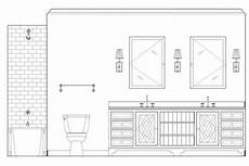 lnr bath 1 elevation 1 typical sconce height above the finished floor is 64 this won t work