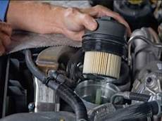 How To Replace A Fuel Filter On A Ford Duty F 250