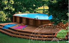 amenagement piscine en bois bait al nokhada the leader in tents shades industry