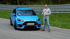 nowy ford focus rs mk3 2016 i focus st mk3 2012 test