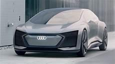 Audi Iaa 2017 - audi aicon concept iaa 2017 driving interior