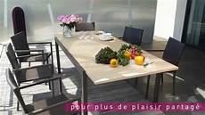 Table Chaises Riverside Le Mobilier De Jardin By