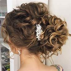 20 soft and sweet curly wedding hairstyles wedding hair