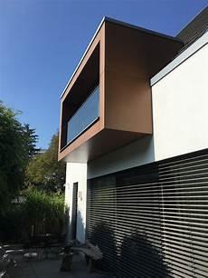 Dachgaube Modern Architektur Fassade Moderne