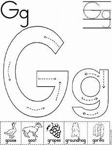 worksheets letter g kindergarten 24214 alphabet letter g worksheet standard block font preschool printable activity http www