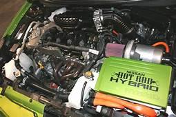 A 400 Horsepower Nissan Altima Hybrid