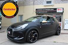 Ds Ds3 Thp 208 Ch Performance Black Special S S Occasion