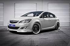 Jms Frontlippe Racelook Opel Astra J Jms Fahrzeugteile
