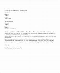 business letter format 15 free word pdf documents download free premium templates