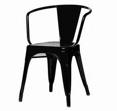copie chaise tolix lot 4 fauteuils tolix a56 beige tabouret design