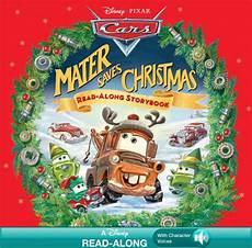 Disney Pixar Cars Mater Saves Read Along