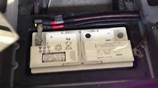 bmw e39 m5 battery replacement