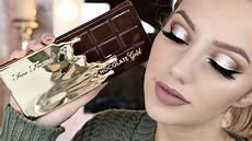 Faced Chocolate Gold Bar faced chocolate gold bar palette tutorial jazzi