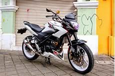 Honda Cb150r Modifikasi by Kumpulan Modifikasi Motor Honda Cb150r Keren Terbaru