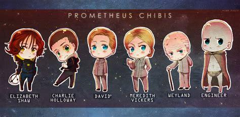 Prometheus Fan Art