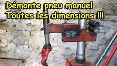 D 201 Monte Pneu Manuel Toutes Les Dimensions