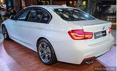 f30 bmw 3 series lci launched in malaysia 3 cyl 318i 320i 320d and 330i from rm209k to