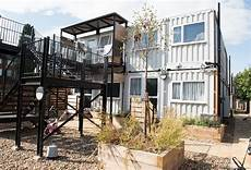 What S It Like Living In A Shipping Container Londonist