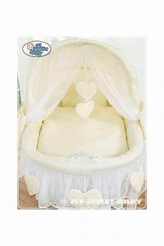 vimini neonato vimini neonato cuore crema bianco