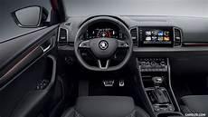 2019 skoda karoq sportline interior cockpit hd
