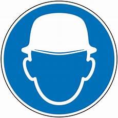 port du casque à vélo panneau alu r 233 tro port du casque obligatoire signals
