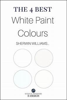 sherwin williams best white paint colours cabinets trim walls m e design online