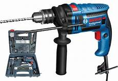bosch gsb 13 re impact drill handtools with accessories