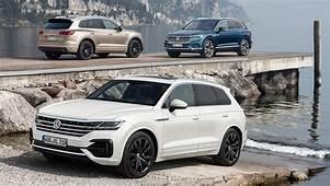 2019 VW Touareg Cars Concept Picture T