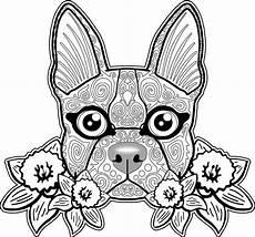 ausmalbilder f 252 r erwachsene hunde zum ausdrucken