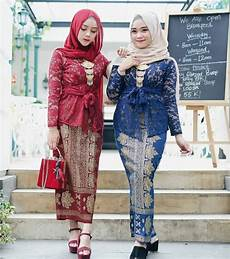Aneka Ragam Paduan Model Jilbab Untuk Kebaya Agar Tilan