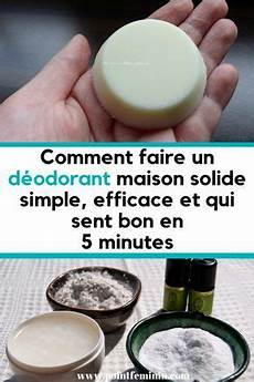 Comment Faire Un D 233 Odorant Maison Solide Simple Efficace