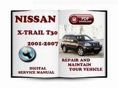 chilton car manuals free download 2007 nissan maxima regenerative braking nissan x trail 2001 2007 t30 service repair manual download downl