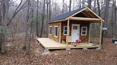 Haus Bauen Kosten - how to build your own tiny cabin