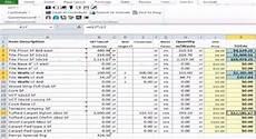 electrical estimation worksheets 8195 free electrical estimating spreadsheet free estimating software takeoff electrical estimating