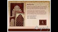 bbm 752e0371 katalog sajada motif batik etnika by sajadahbatikjogja com youtube