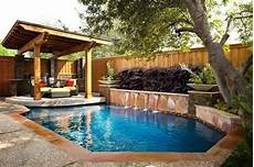 Swimming Pool Design For Small Spaces