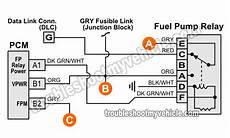 1993 chevy 5 7 wiring diagram part 1 1993 fuel circuit tests gm 4 3l 5 0l 5 7l