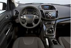 New Ford Kuga Drive Driving Torque